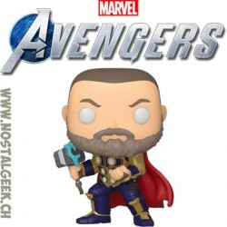 Funko Pop Games Marvel Thor (Avengers Game) Vinyl Figure