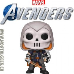 Funko Pop Games Marvel Taskmaster (Avengers Game) Vinyl Figure
