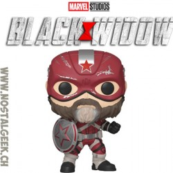 Funko Pop! Marvel Black Widow Red Guardian