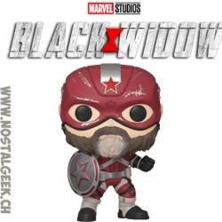 Funko Pop! Marvel Black Widow Red Guardian Vinyl Figure