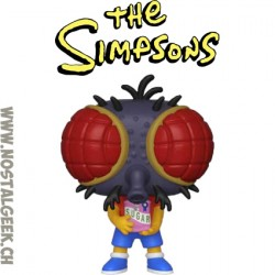 Funko Pop Cartoons The Simpsons Fly Boy Bart Vinyl Figure