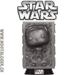 Funko Pop Star Wars Han Solo (Carbonite) Vinyl Figure