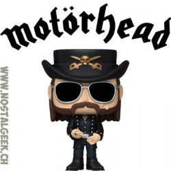 Funko Pop Rock Motorhead Lemmy Vinyl Figure