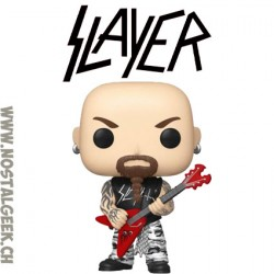 Funko Pop Rock Slayer Kerry King Vinyl Figure