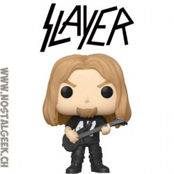Funko Pop Rock Slayer Jeff Hanneman Vinyl Figure