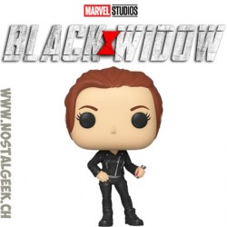 Funko Pop! Marvel Black Widow Natasha Romanoff Vinyl Figure