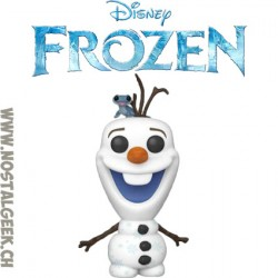 Funko Pop Disney Frozen 2 Olaf with Bruni Vinyl Figure