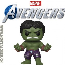 Funko Pop Games Marvel Hulk (Avengers Game) Vinyl Figure
