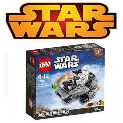 75126 Star Wars First Order Snowspeeder LEGO