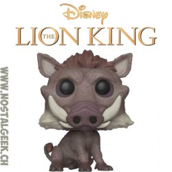 Funko Pop! Disney The Lion King Pumbaa (Live Action) Vinyl Figure