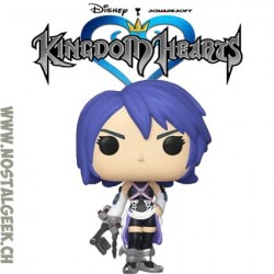 Funko Pop Disney Kingdom Hearts aqua (Kingdom Hearts 3) Vinyl Figure