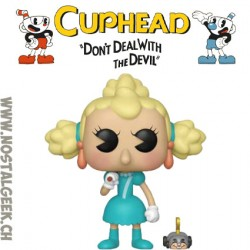 Funko Pop Games Cuphead Sally Stageplay Vinyl Figure