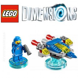 LEGO Movie Benny Fun Pack - LEGO Dimensions