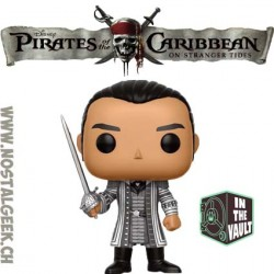 Funko Pop Movies Pirates of the Caribbean Captain Salazar Vaulted Vinyl Figure