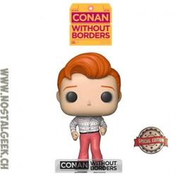 Funko Pop Conan O'Brien (K-Pop) Exclusive Vinyl Figure