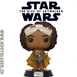 Funko Pop Star Wars The Rise of Skywalker Jannah Vinyl Figure