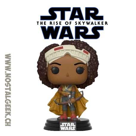 Funko Pop Star Wars The Rise of Skywalker Jannah Vinyl Figure