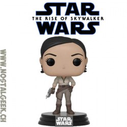 Funko Pop Star Wars The Rise of Skywalker Rose Vinyl Figure