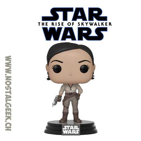 Funko Pop Star Wars The Rise of Skywalker Rose Vinyl Figure