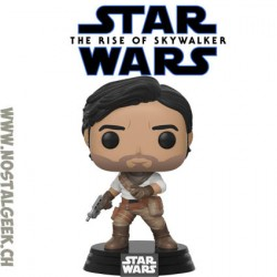 Funko Pop Star Wars The Rise of Skywalker Poe Dameron Vinyl Figure