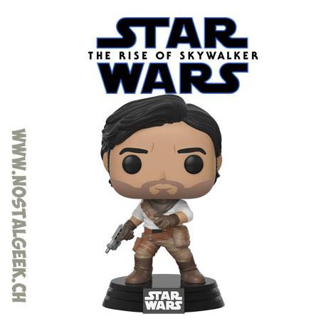 Funko Pop Star Wars The Rise of Skywalker Poe Dameron Vinyl Figure