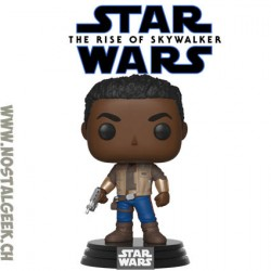 Funko Pop Star Wars The Rise of Skywalker Finn Vinyl Figure