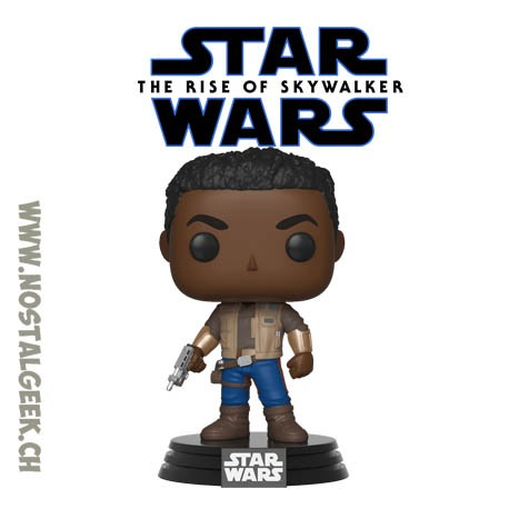 Funko Pop Star Wars The Rise of Skywalker Finn Vinyl Figure