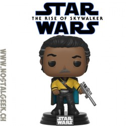 Funko Pop Star Wars The Rise of Skywalker Lando Calrissian Vinyl Figure