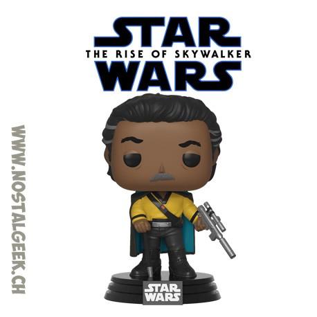 Funko Pop Star Wars The Rise of Skywalker Lando Calrissian Vinyl Figure