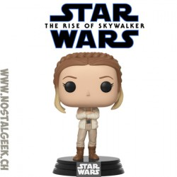 Funko Pop Star Wars The Rise of Skywalker Lieutenant Connix Vinyl Figure