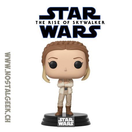 Funko Pop Star Wars The Rise of Skywalker Lieutenant Connix Vinyl Figure