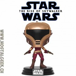 Funko Pop Star Wars The Rise of Skywalker Zorii Bliss Vinyl Figure