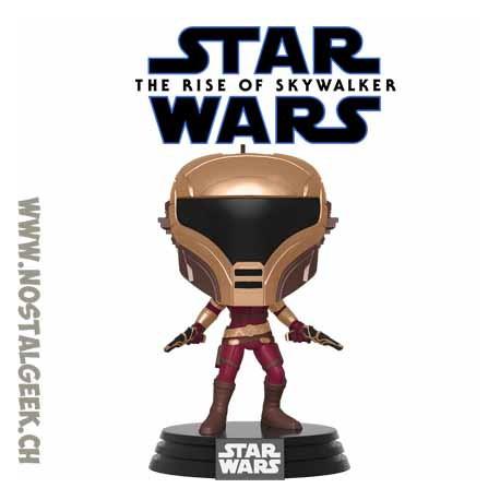 Funko Pop Star Wars The Rise of Skywalker Zorii Bliss Vinyl Figure