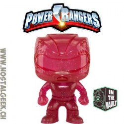 Funko Pop Movies Power Rangers Red Ranger (Teleporting) Edition Limitée Vaulted