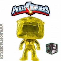 Funko Pop Movies Power Rangers Yellow Ranger (Teleporting) Exclusive Vaulted Vinyl Figure