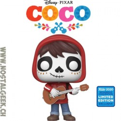 Funko Pop! Disney Wondercon 2020 Coco Miguel with Guitar Edition Limitée