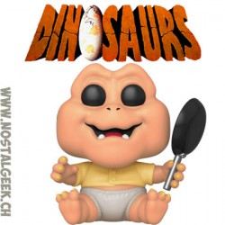 Funko Pop Television Dinosaurs Baby Sinclair