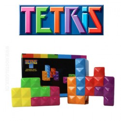 Tetris Salt & Pepper Shakers Set Lootcrate DX Exclusive