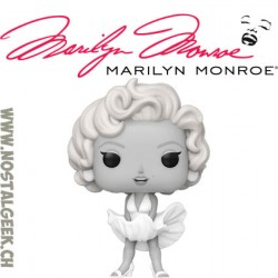 Funko Pop Icons Marilyn Monroe (Black & White) Edition Limitée
