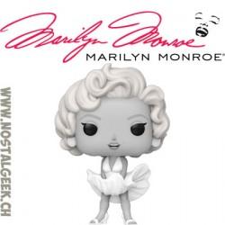 Funko Pop Icons Marilyn Monroe (Black & White) Exclusive Vinyl Figure