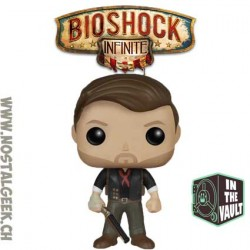 Funko Pop Jeux Video Bioshock Infinite Booker Dewitt Vaulted