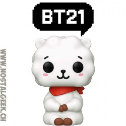 Funko Pop BT21 RJ Vinyl Figure