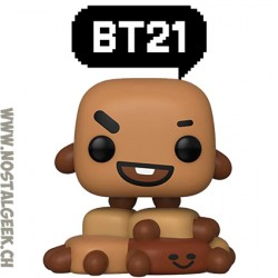Funko Pop BT21 Shooky Vinyl Figure
