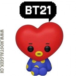 Funko Pop BT21 Tata Vinyl Figure