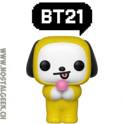 Funko Pop BT21 Chimmy Vinyl Figure