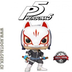 Funko Games Persona 5 Fox Exclusive Vinyl Figure