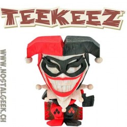 DC Teekeez Harley Quinn Figurine Tiki empilable