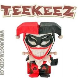 DC Teekeez Harley Quinn Stackable vinyl Figure