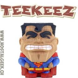 DC Teekeez Superman Figurine Tiki empilable