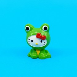Hello Kitty Frog second hand figure (Loose)